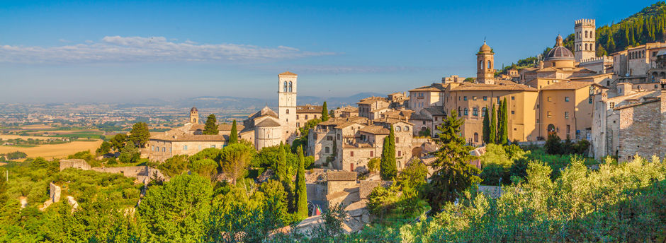 Rome to Assisi Pilgrimage